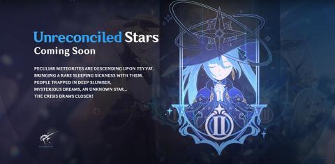 Unreconciled Stars Event