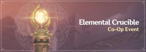 Elemental Crucible - Co-Op Event