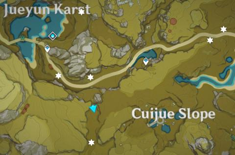 Artifact Farm Locations